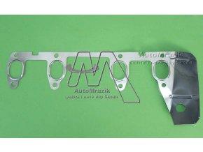 automrazik 03G253039F Těsnění pod výfukové potrubí Fabia II, Octavia II, Superb II, Roomster 1.9, 2.0 TDi