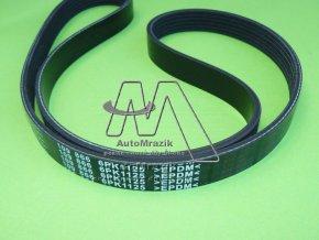 automrazik 036145933Q Řemen klínový, drážkový alternátor Felicia 1,6 + klimatizace, servořízení 2