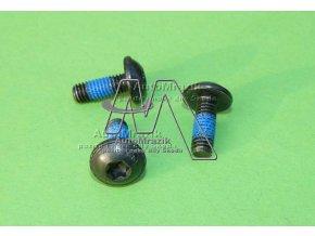 automrazik N90780904 Šroub, torx s čočkovitou hlavou M6x16 H