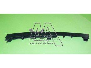 automrazik 1U0853655GRU Lišta krycí pro mřížku předního nárazníku levá Octavia model RS 2