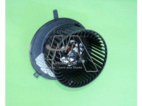 automrazik 1K1820015L Ventilátor, větrák + motor topení Octavia II klimatronic