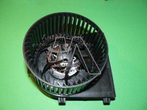 Ventilátor, větrák + motor topení Octavia