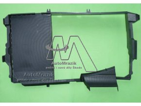 automrazik 1U0121283C Kryt chladiče plastový Octavia I 1997 1,4 1,6 2