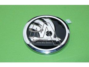 automrazik 3V0853621A Znak pro přední masku, zadní víko Škoda Superb II, III, Fabia III, Octavia III, Yeti, Rapid