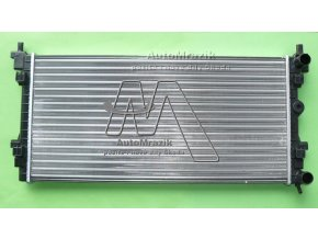 automrazik 6R0121253 Chladič vody Fabia II, III, Roomster, Rapid 649x340 mm
