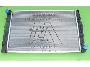 automrazik 8D0121251N Chladič vody Superb 2,5, 2,8 630x404 mm