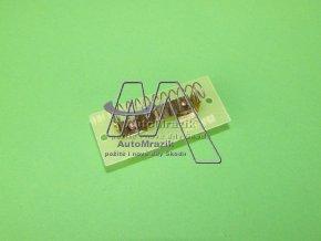 automrazik 113972240 Odpor topení předřadný, deska s odporem Škoda 105, 120, 130