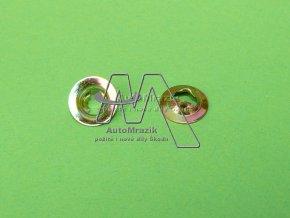 automrazik 110338580 Miska pro pružinku brzdového obložení, čelisti, pakny Škoda 105, 120, 130