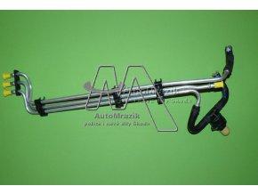 automrazik 03G130308K Sada palivových trubek od filtru k čerpadlu + čidlo teploty Škoda Octavia II, Superb II 1.9 TDi 77kW 2