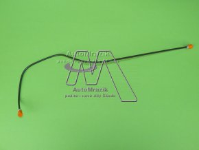 automrazik 113560612 Brzdová trubka přední levá Škoda 105, 120, 130