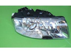 automrazik 3U1941018H Přední světlo, světlomet, lampa pravá Škoda Superb I H7 + H3