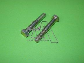 automrazik N10438601 Šroub pro uchycení předního tlumiče do těhlice kola Felicia, Favorit M10x1.25x65