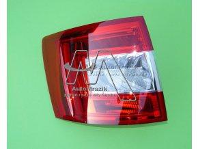 automrazik 5E9945111A Zadní světlomet, lampa Škoda Octavia III 2013 combi levá LED provedení