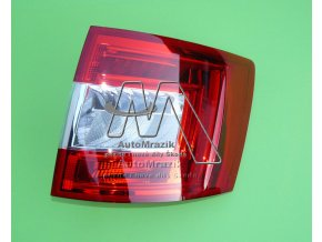 automrazik 5E9945112A Zadní světlomet, lampa Škoda Octavia III 2013 combi pravá LED provedení