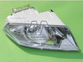automrazik 1Z1941018Q Přední světlo, světlomet, lampa pravá Octavia II s čočkou
