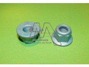 automrazik N10106402 Matice samojistící pro tlumič, rameno, těhlici .... M12x1,5