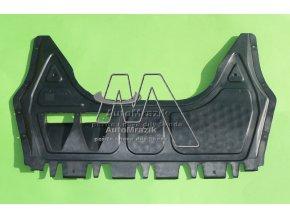 automrazik 1K0825235AB Kryt pod motor střední plastový Octavia II, Superb II, Yeti benzin 2