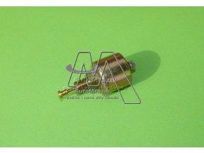 automrazik 113940153 Elektromagnetická cívka, odpojovač volnoběžné cívky pro karburátor Škoda 105, 120, 130 n.t.