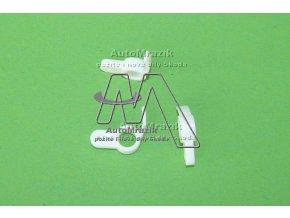 automrazik 115939100 Aretační západka (tzv. kurvítko ) pro páčku přepínače světel, blikačů Škoda Favorit