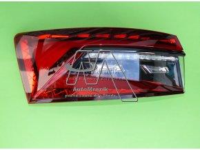 automrazik 3V5945207B Zadní světlomet, lampa LED Škoda Superb III sedan levá facelift