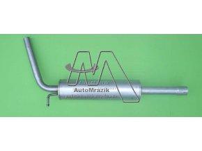 automrazik 6Q0253209J Výfuk prostřední díl Fabia 1,2 1