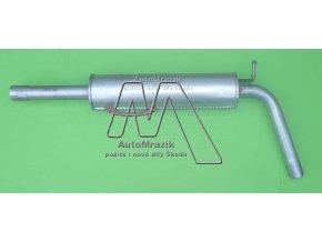 automrazik 6Q0253209TK Výfuk prostřední díl Fabia 1,4 1