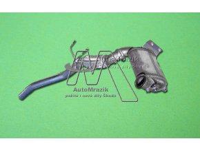 automrazik 1K0254700E Filtr pevných částic DPF 1.díl výfuku Škoda Octavia II, Superb II 1.9, 2.0 TDi