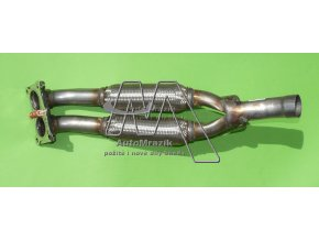 automrazik 1K0254510B Výfuk 1.díl bez katalyzátoru ( opravný díl ) Škoda Octavia II 1.6 MPi 75kW 2
