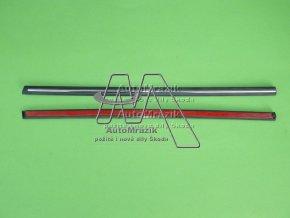 automrazik 6U0853661 Ozdobná lišta pro přední masku, mřížka plechová Škoda Felicia 1995 levá