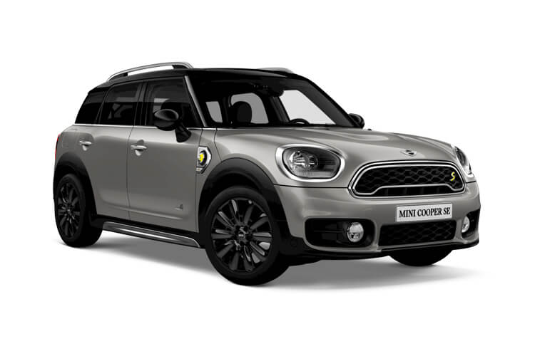 Cooper S E Countryman ALL4 PHEV
