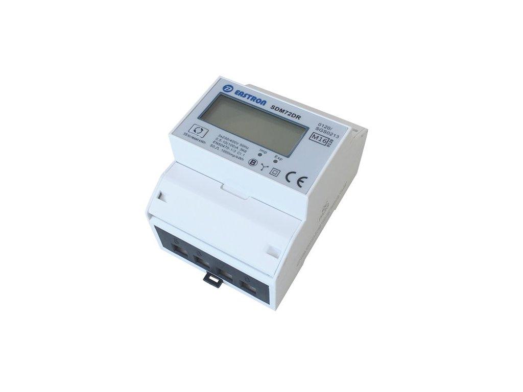 elektromer eastron sdm72dr