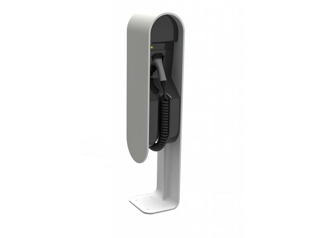 "EVita | kabel Typ 2 / ""Mennekes"" | max. 22 kW | Aluminium"