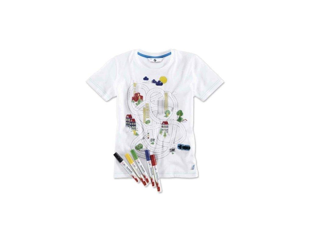 BMW i Tričko Interactive | Dětské