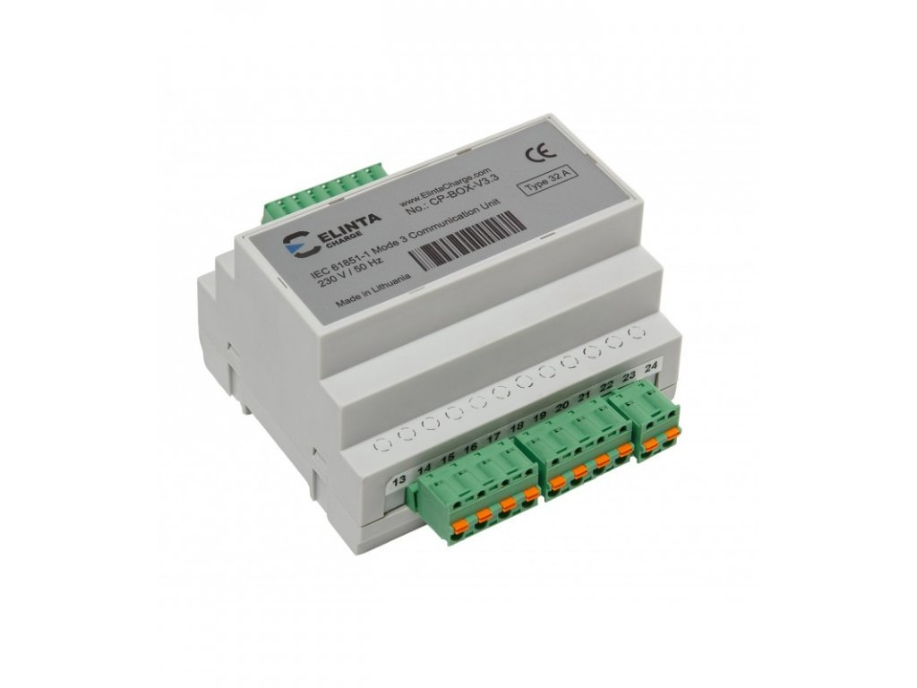 iec61851 1 communication box 16a 32a