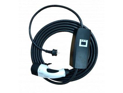 Nabijeci kabel elektromobilu 2