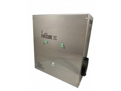 EVECUBE 2C | OCPP 1.6 + Chytrý WebServer + měření spotřeby + WiFi | max. 2x22 kW