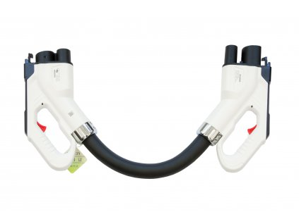 ccs type 1 to ccs type 2 fast charge adaptor