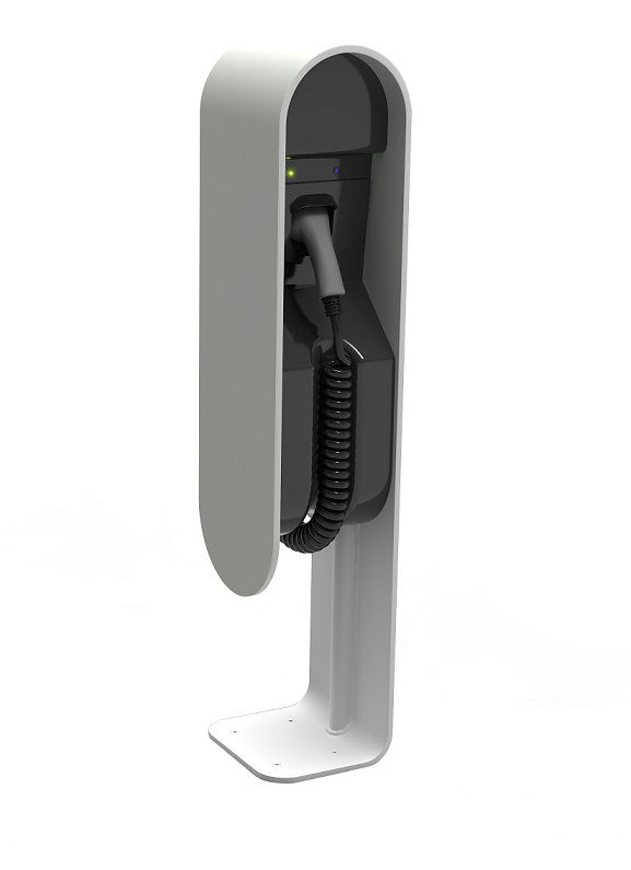 EVita   kabel Typ 2 / Mennekes   max. 22 kW   Aluminium Maximální výkon: 7,4 kW / 1 fáze / 32 A