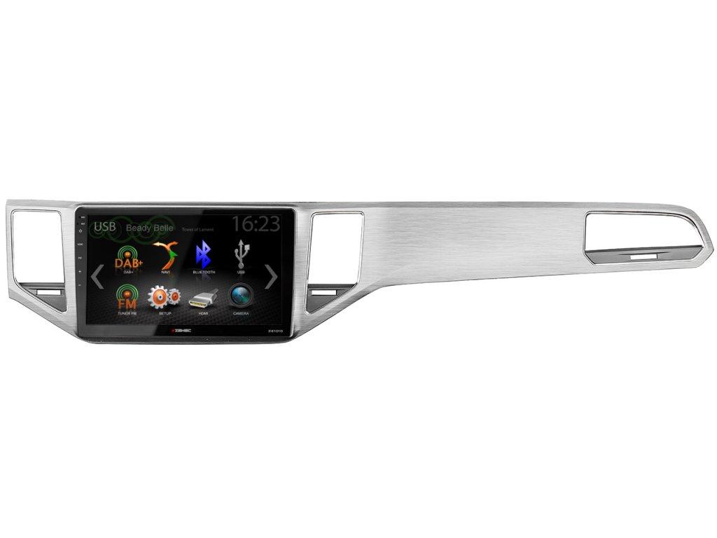 Z F2025 frame with infotainer Z E1010