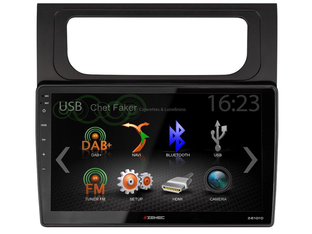 Z F2026 frame with infotainer Z E1010