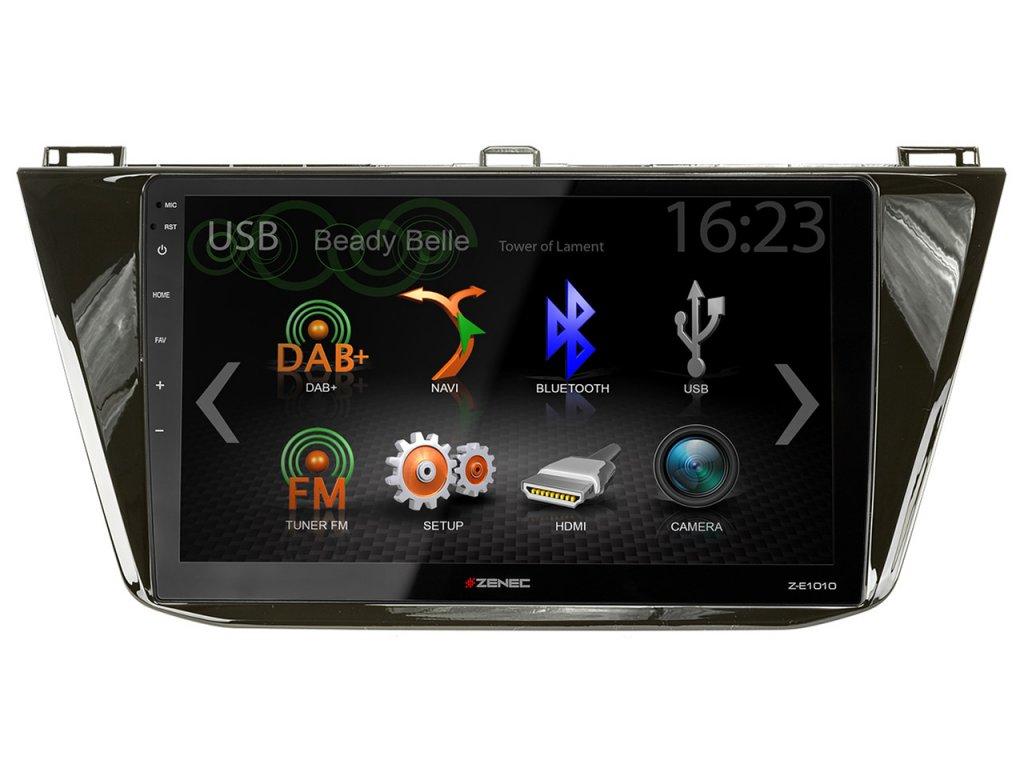 Z F2030 frame with infotainer Z E1010