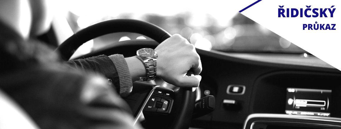 Vyber si skupinu řidičského oprávnění
