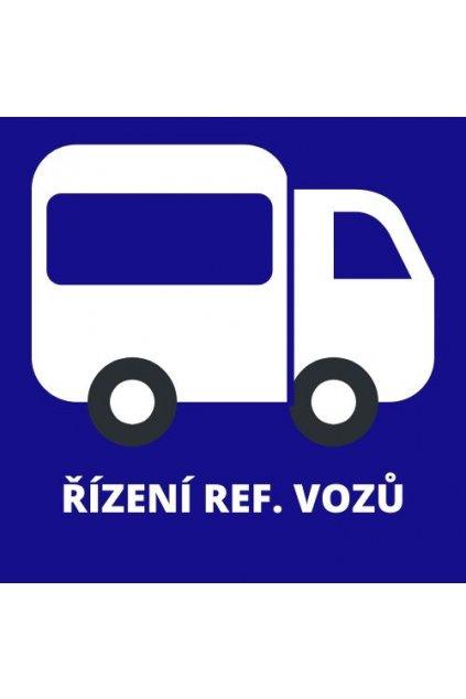 referenční vozy