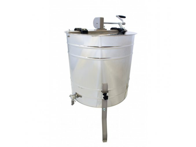 honey extractor o600mm 4 frame manual drive optima