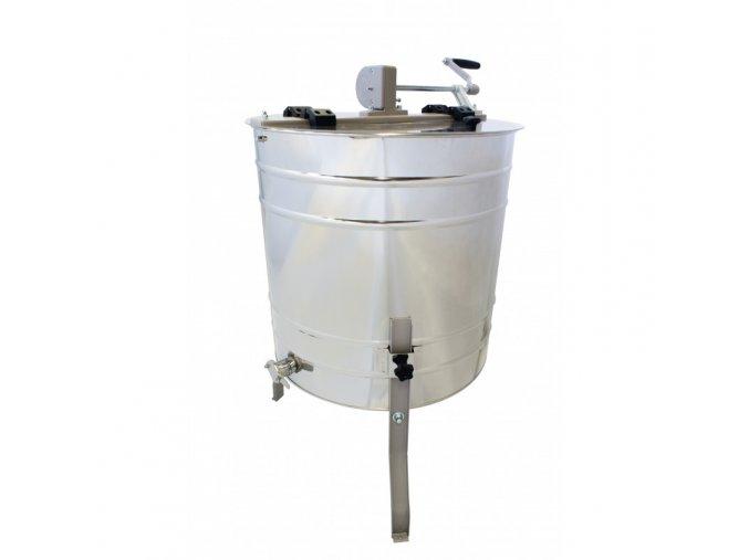 honey extractor o600mm 4 frame manual drive optima