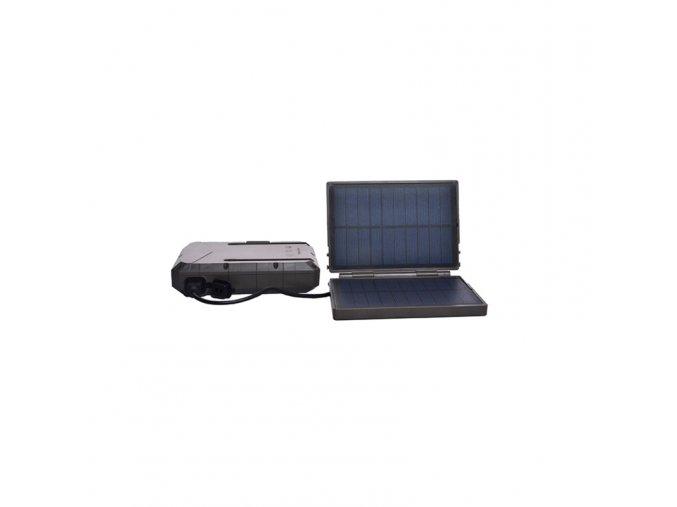 solarny panel na fotopascu