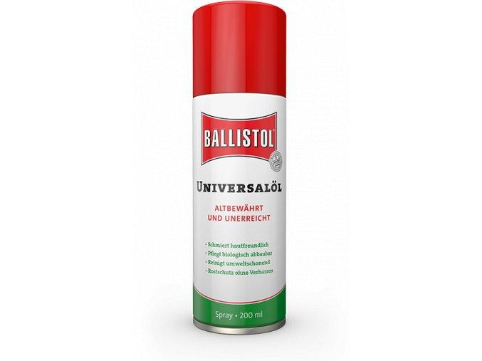 21700 Ballistol Universaloel Spray 200ml