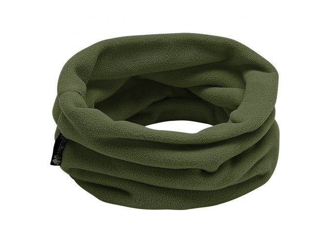 9105 100 1 Pinewood Fleece Collar Green