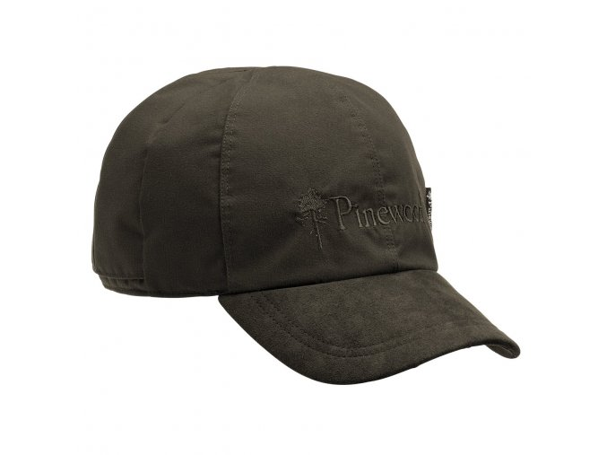 9514 241 1 Pinewood Cap Kodiak Suede Brown