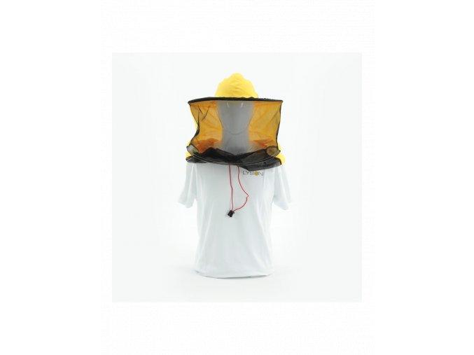 klobúk žltý